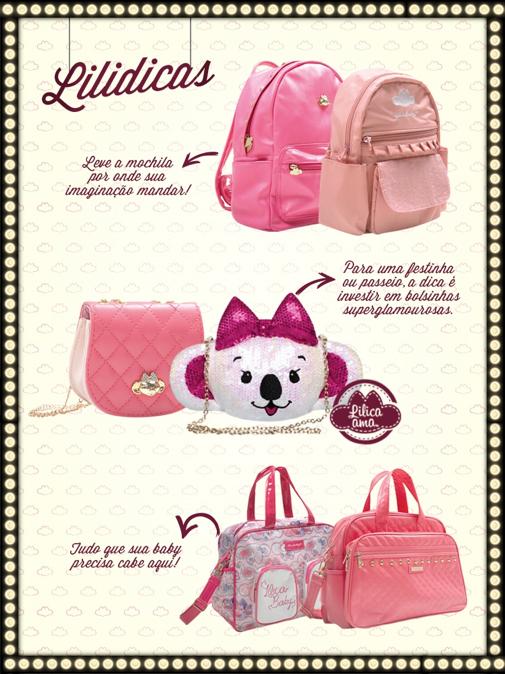 Lilidicas :: bolsas e mochilas