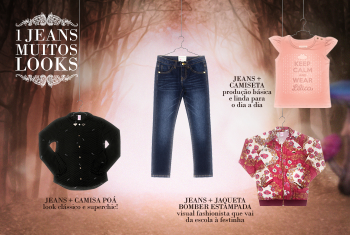JEANS LILICA