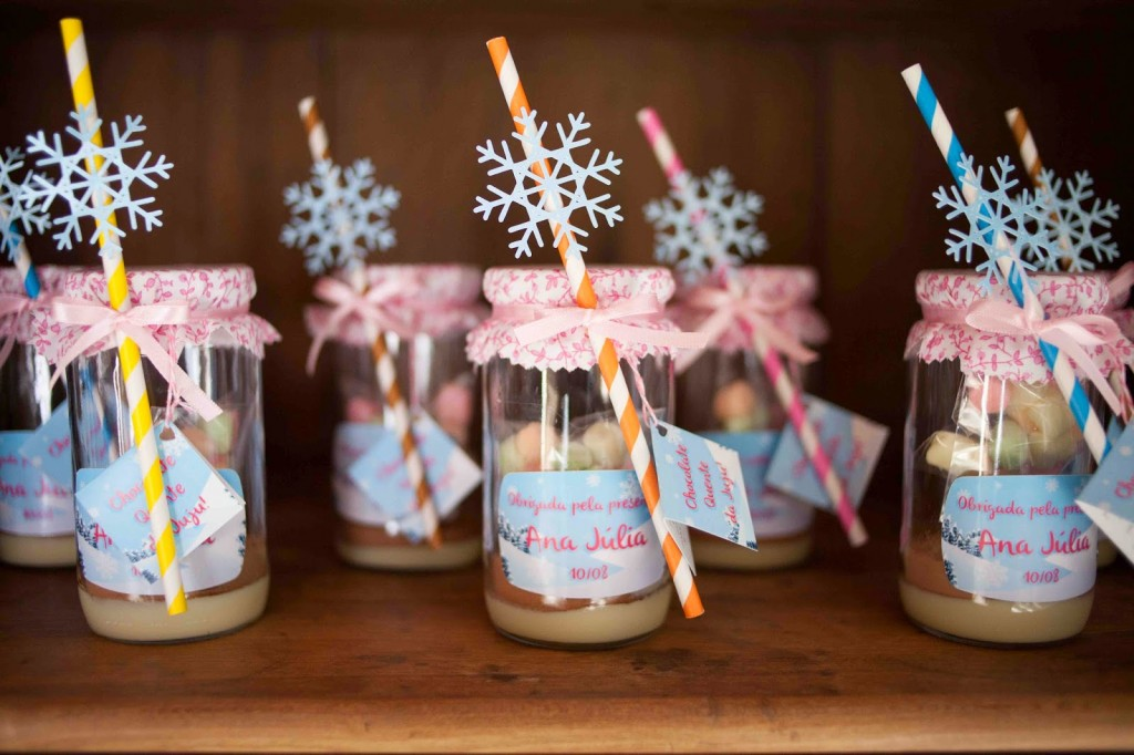 Infantil aniversario 1 ano bosque coruja inverno Festa com Gosto - 13