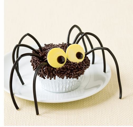 Spider-cupcake-halloween-party