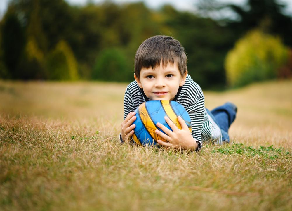 Brincar de bola