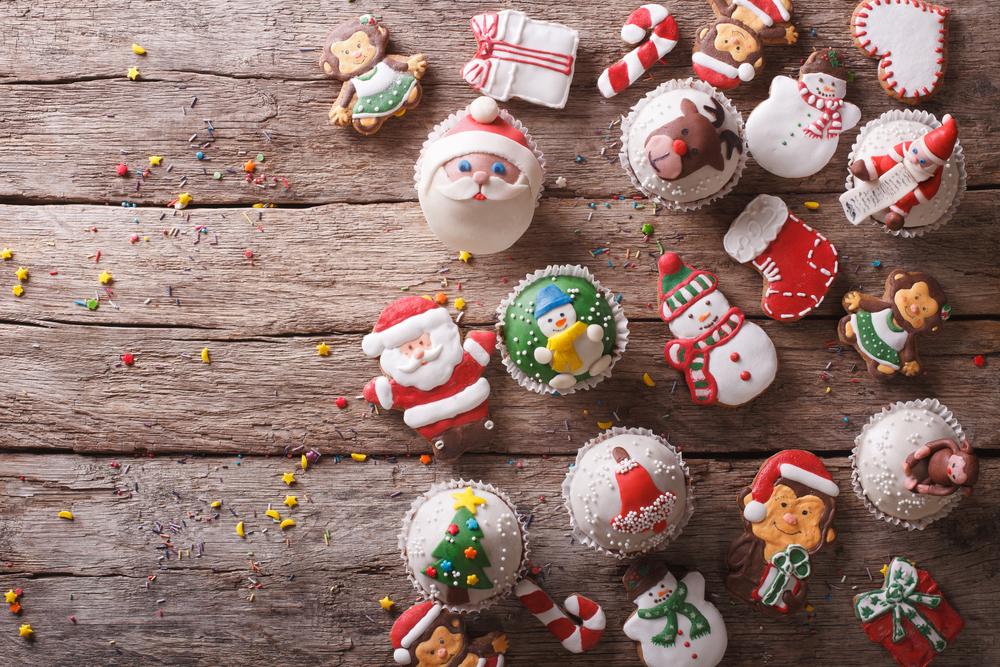 Delícias fofas para o Natal