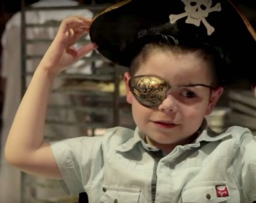 Sobre pizzas e piratas
