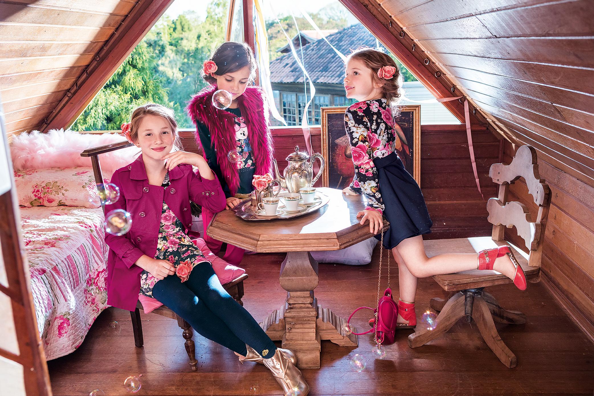 Muito estilo no Outono 2016 Lilica&Tigor