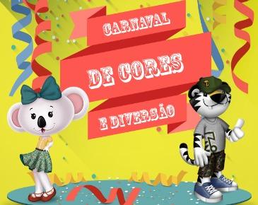 Carnaval com estilo e diversão!