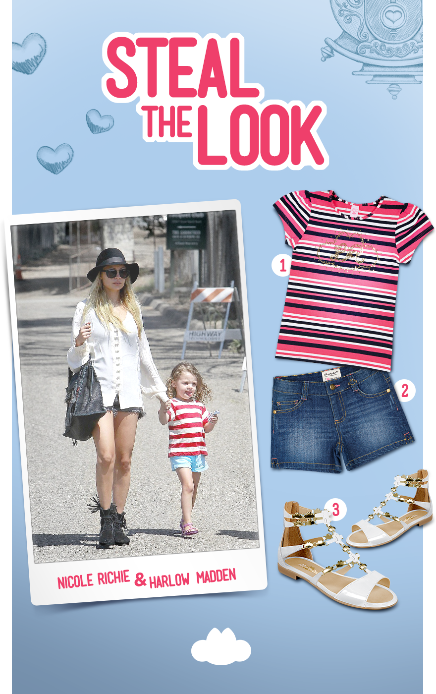 Steal the look – Visual de verão