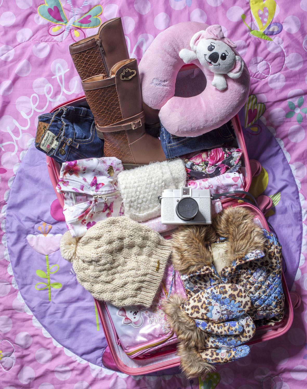 O que levar na mala?
