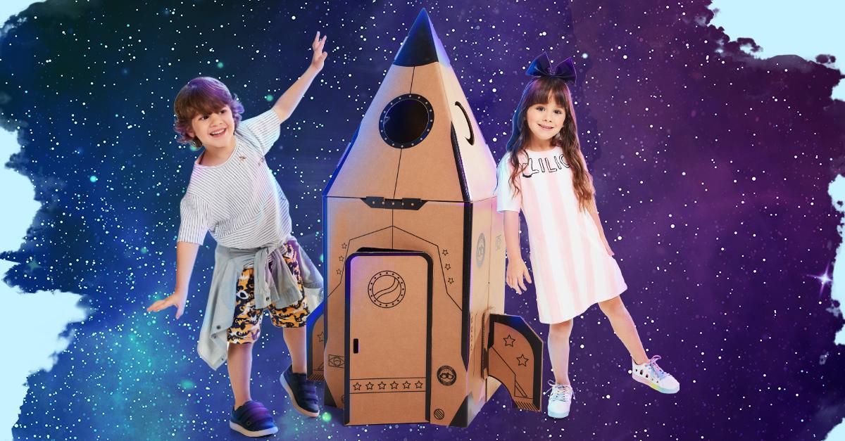 5 dicas para estimular a imaginação das crianças
